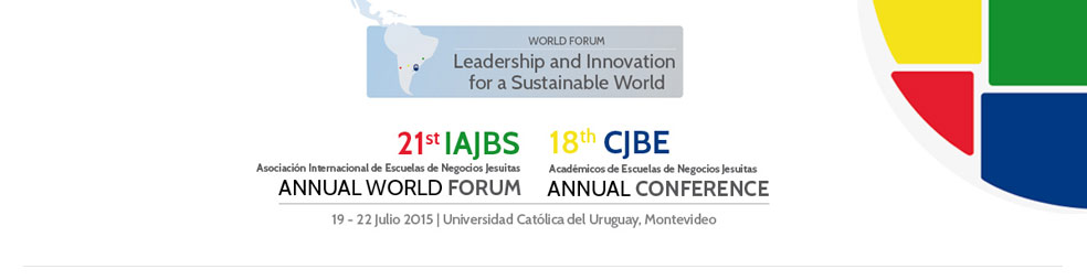 WORLD FORUM | Leadership and Innovation for a Sustainable World